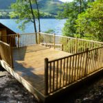Decking at the Boathouse