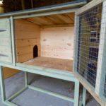 Open hutches