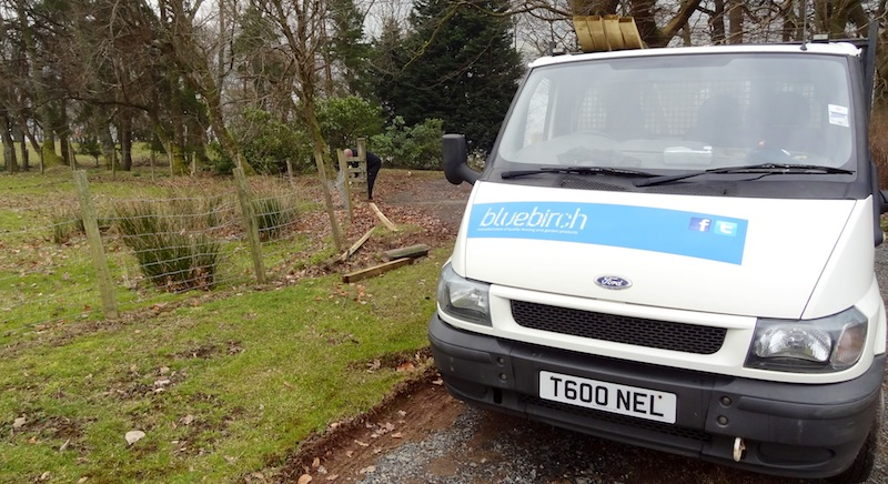 Fencing repairs throughout Carlisle and Cumbria from bluebirch