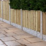 Fencing installation completed